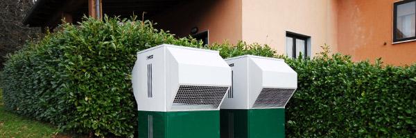 esempio installazione pompe di calore Herz