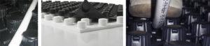 Herzitalia.it | Immagini posa tubo multistrato su pannello radiante Herz PaviPower