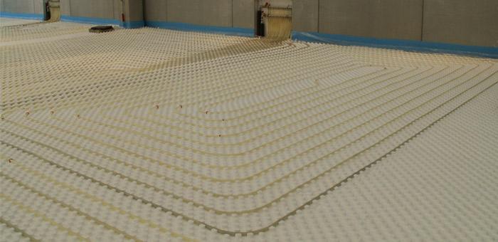 Herzitalia,it | Impianto riscaldamento a pavimento Dea System Piovene Rocchette