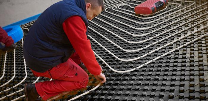 Herzitalia.it | Come si posa correttamente un impianto radiante a pavimento