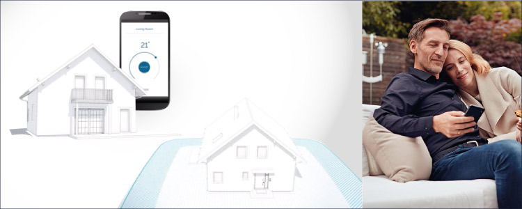 Smart Home a portata di click con KiSEi