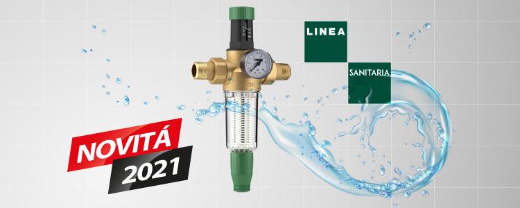 Herzitalia.it | Acqua potabile: dall'ABC al Filtro Herz con riduttore di pressione