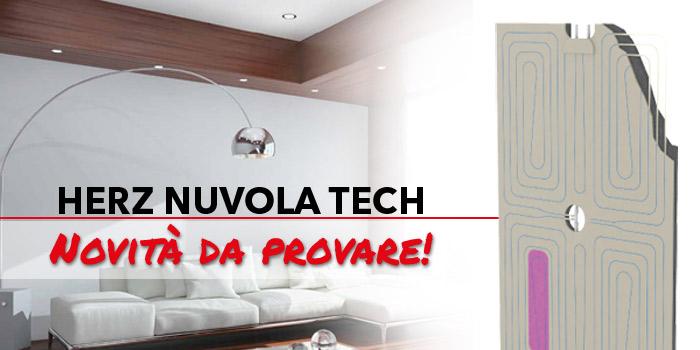 Herzitalia.it   Herz Nuvola Tech: novità da provare